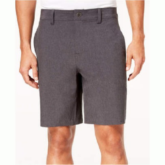 "32 Degrees Other - 32 Degrees Men's Gray Stretch 11"" Shorts"